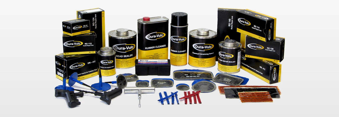 Tire Repair Products Catalog